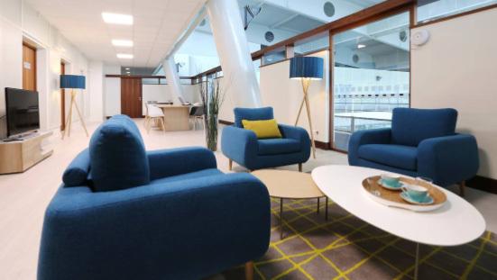 L'aéroport de Rennes ouvre un nouveau salon