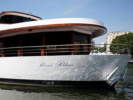 Les navires de la Compagnie des bateaux à roue vont passer sous la pavillon de Moma Group - Photo DR