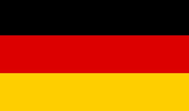 Drapeau de l'Allemagne - DR : Wikipedia