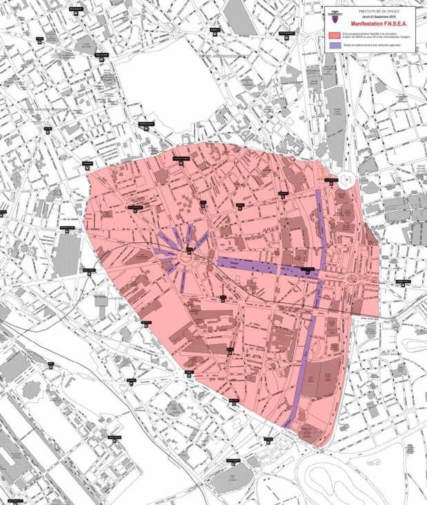 Cliquez pour zoomer - DR : Préfecture de Police de Paris