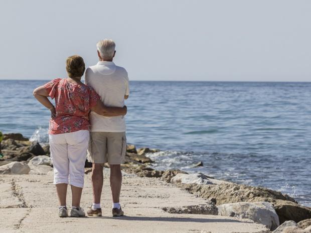 """Pour les hôteliers, les seniors """"sont de véritables ambassadeurs"""" - Photo : Marco Antonio Fdez - Fotolia.com"""