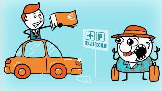 TravelerCar propose désormais ses services à Toulouse Blagnac - DR : TravelerCar