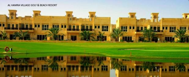 L'hôtel Al Hamra Village et Golf dans l'émirat de Ras el Khaïmah : une nouveauté de Top Of Travel. DR