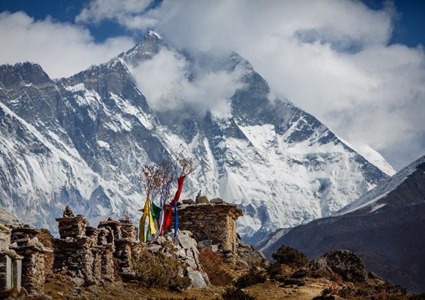 L'Annapurna et l'Everest, les zones les plus visitées par les trekkeurs sont ouvertes. Idem pour le Mustang et le Dolpo © ekashustrova - Fotolia.com