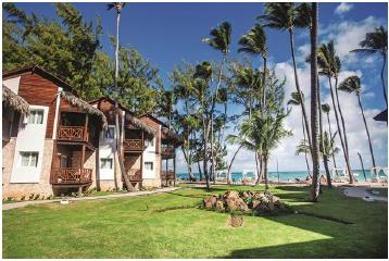 Le nouveau Club Jet tours Vista Sol Punta Cana est niché au coeur d'un jardin tropical - Photo : Jet tours