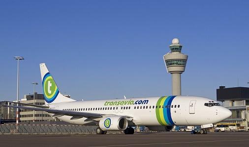 Transavia va lancer un nouveau vol au départ de Nantes et à destination de Faro - Photo : Transavia