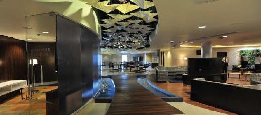 Le nouveau salon de Corsair à Maurice s'étend sur une surface de 2 000 m² - Photo : Corsair