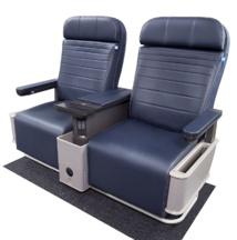 United Airlines : un nouveau siège pour la première classe