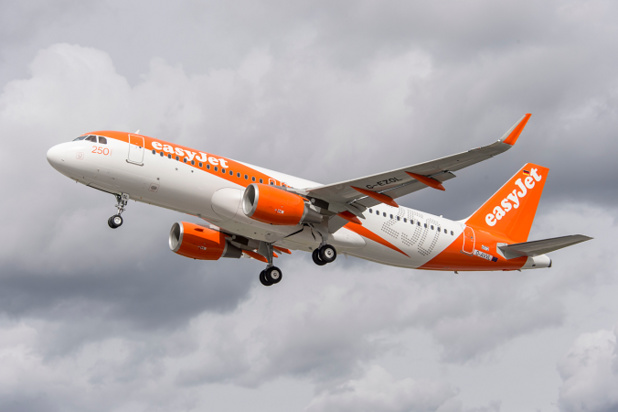 easyJet dévoile ses prévisions de trafic sur les aéroport d'Orly et Paris-Charles de Gaulle - Photo : easyJet