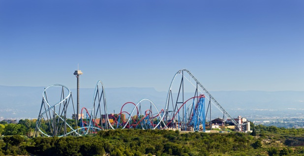 """Les lecteurs de Worldofparks.eu ont élu PortAventura en tant que """"Meilleur parc de loisirs"""" - Photo : PortAventura"""
