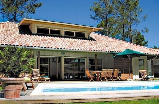 Villa à Molliets