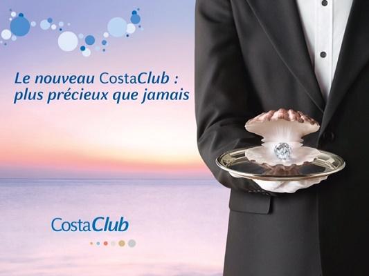 Costa Club : Costa Croisières ouvre son programme aux nouveaux clients