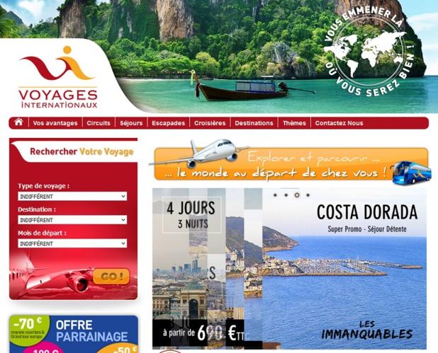"""Groupe Le Vacon : """"Voyages Internationaux"""" avance ses pions et affiche ses ambitions"""