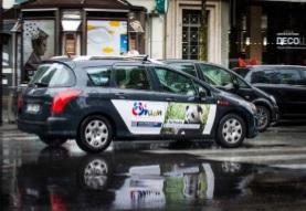 L'OT du Sichuan s'affiche sur les taxis parisiens