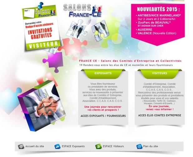 Comit s d 39 entreprise comexposium acquiert france ce - Salon comite entreprise ...