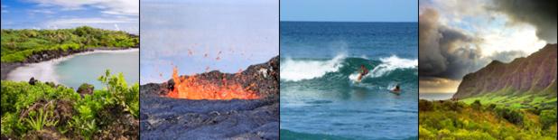 Îles du Monde propose des séjours combinés sur les principales îles de l'archipel d'Hawaï - Photos : Îles du Monde