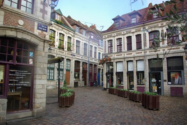 Tout ou presque, à Lille, respire le cocktail des styles, héritage d'époques où chaque « régnant » (Flamand, Bourguignon, Hollandais, Français…) dut imprimer sa marque - DR