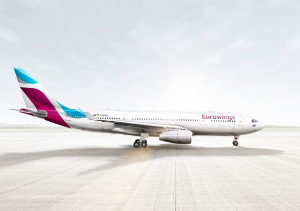 Eurowings, Lufthansa's new low-cost weapon - DR: Lufthansa