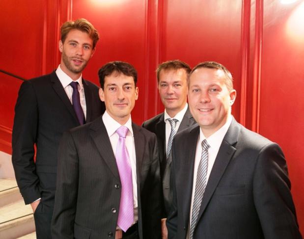 L'équipe de 3Mundi et de FCM Travel - DR 3Mundi.