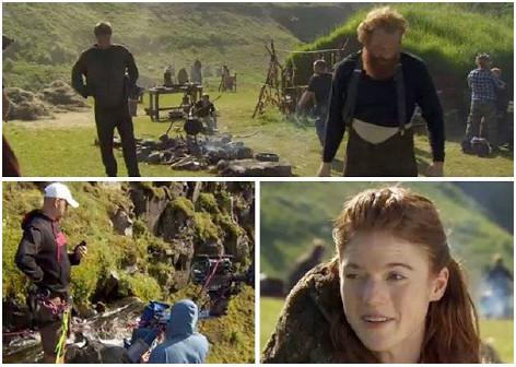 Le voyage d'Island Tours permet de découvrir les paysages islandais où ont été tournées des scènes de Game of Thrones - Photos : Island Tours