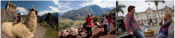 Le Pérou attire de plus en plus de visiteurs internationaux - Photos : PromPerù