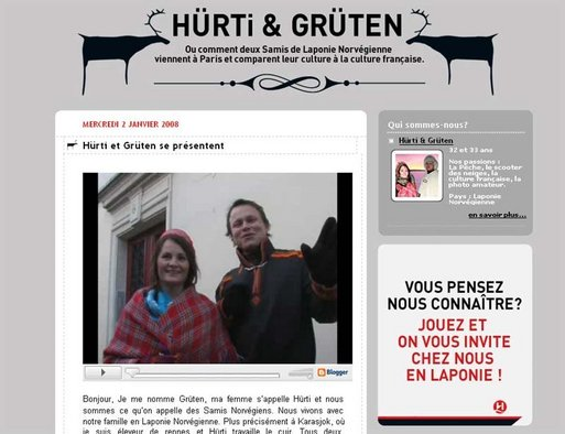Le blog de Hurti & Gruten