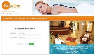 Sunshine Vacances fait gagner des nuits d'hôtels aux agents de voyages