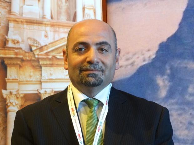 Dr Abed Al Razzaq Arabiyat, directeur général de Jordan Tourism - Photo : J.B.H.