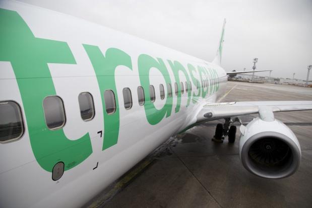 Transavia, la compagnie low-cost du groupe Air France veut partir à la conquête des voyageurs d'affaires.DR-Transavia