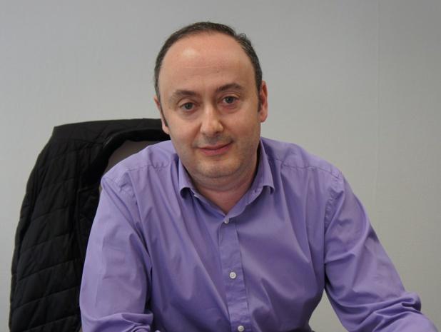 Laurent Abitbol, président du groupe Marietton
