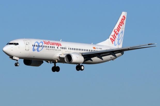 Les avions d'Air Europa bientôt entre les mains des Chinois de HNA ? - DR : Air Europa