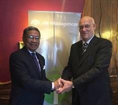 Air Madagascar : Gilles Filiatreault nouveau Directeur général