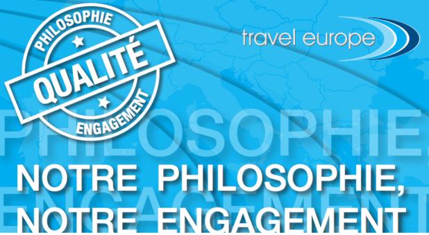 Travel Europe s'engage auprès de ses clients professionnels du tourisme avec une Charte de Qualité - DR : Travel Europe