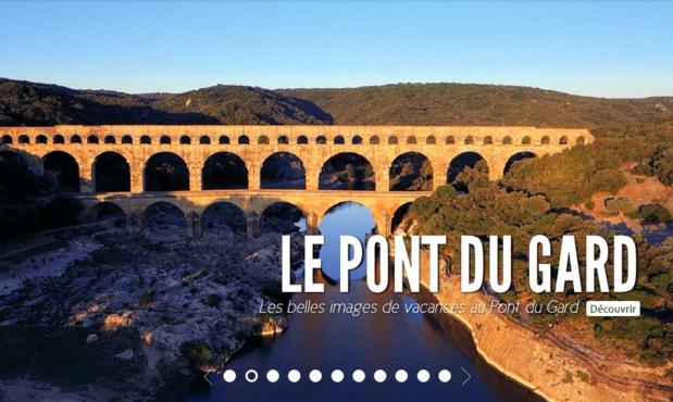 Le Pont du Gard - DR