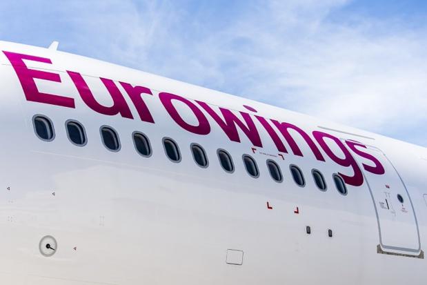 La nouvelle Eurowings décollera de sa base autrichienne, à Vienne, vers Barcelone, Palma de Majorque et Londres - DR : Kerstin Roßkopp Lufthansa