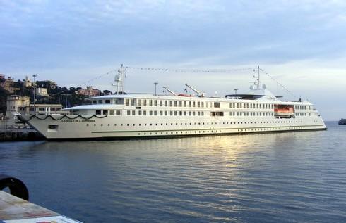 CroisiMer inaugure « La Belle de l'Adriatique » à Nice