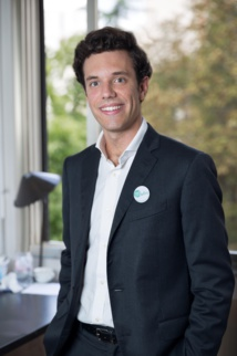 Ralph Guyot-Jeannin, fondateur de Meetrip
