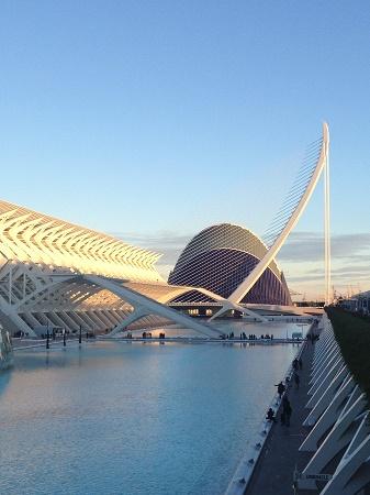 La ville de Valencia attire les touristes français en 2015 - Photo : Visit Valencia