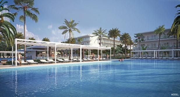 Le nouveau Riu Playacar proposera de nouveaux services et de nouveaux espaces de détente pour les clients - Photo : RIU Hotels & Resorts