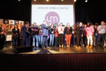 Les collaborateurs Univairmer lors de la convention ce week-end - Photo CE