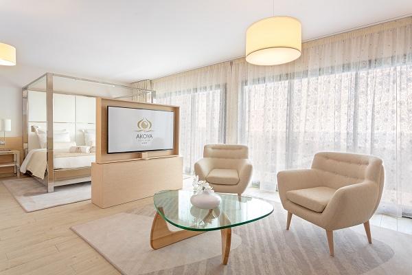 L'hôtel comptera 4 Suites Prestiges avec des piscines privatives - Photo DR