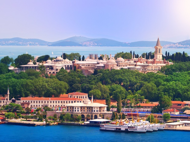 Turkish authorities did not wait for the Ankara attack to secure the main touristic sites of Istanbul, such as the Topkapi Palace - Photo : Jan Schuler - Fotolia.com