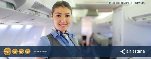 Air Astana renforce son programme de rotations entre CDG et Bangkok - DR : Air Astana