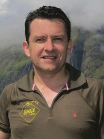 Fabrice Del Taglia est le Directeur général de Nomade Aventure - Photo DR