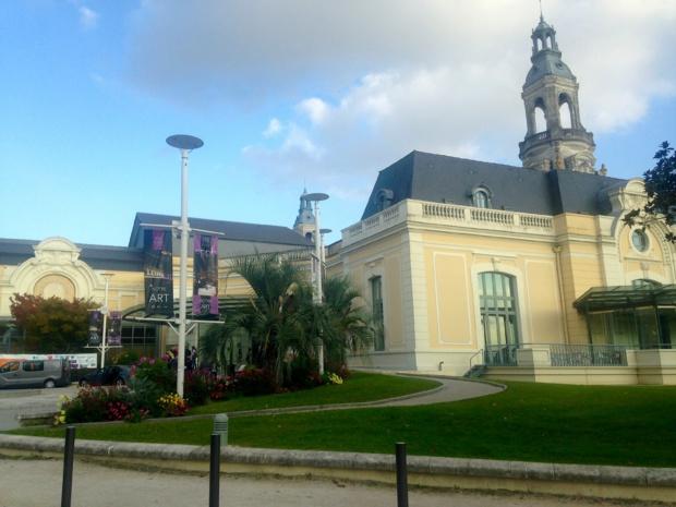 Le Palais Beaumont à Pau - © JG