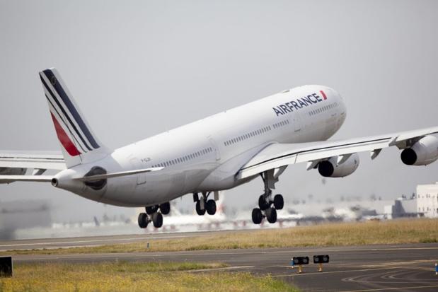 Air France et Hop prévoient d'assurer la totalité des vols. Les deux compagnies n'excluent pas quelques retards - DR : Air France / Virginie Valdois