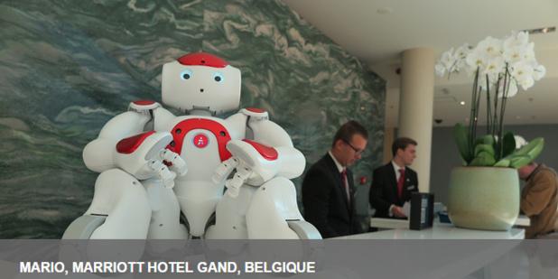 Le tourisme à l'ère de la robotique