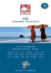 La brochure Printemps-Eté-Automne 2008 diffusée dans 600 agences