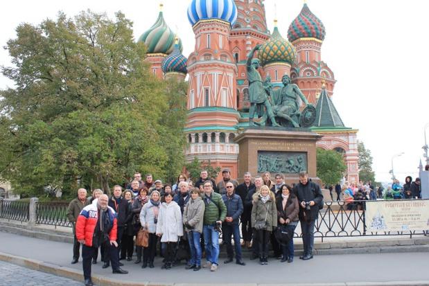 Le voyage anniversaire a réuni une trentaine de participants - DR : National Tours