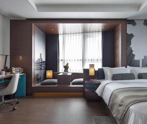 Le Citadines Haeundae de Busan en Corée du Sud compte 468 appartements - Photo : Ascott